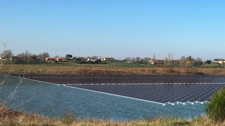 Illustration du projet de Horizon Photovoltaïque 18