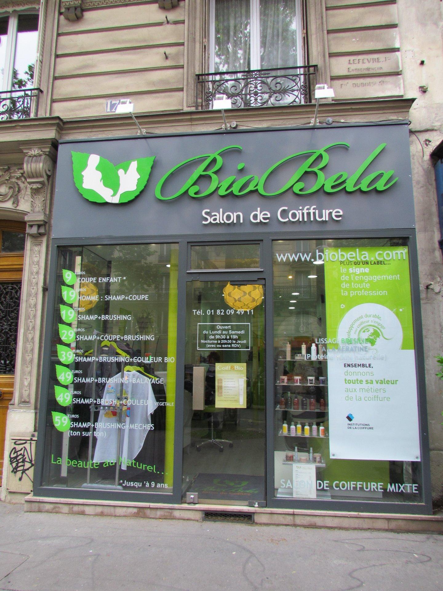 Salon de coiffure bio lendopolis for Salon de coiffure bio paris